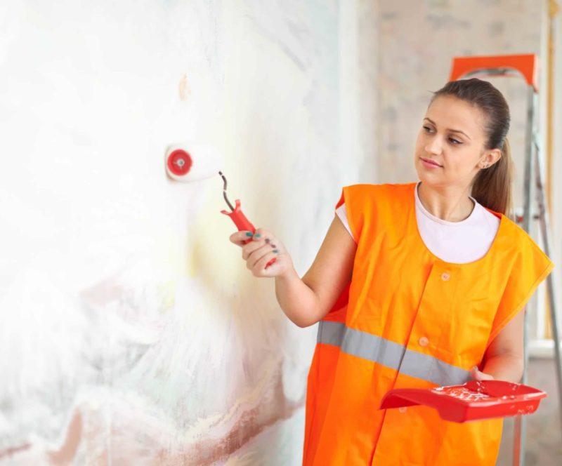 peintre en batiment