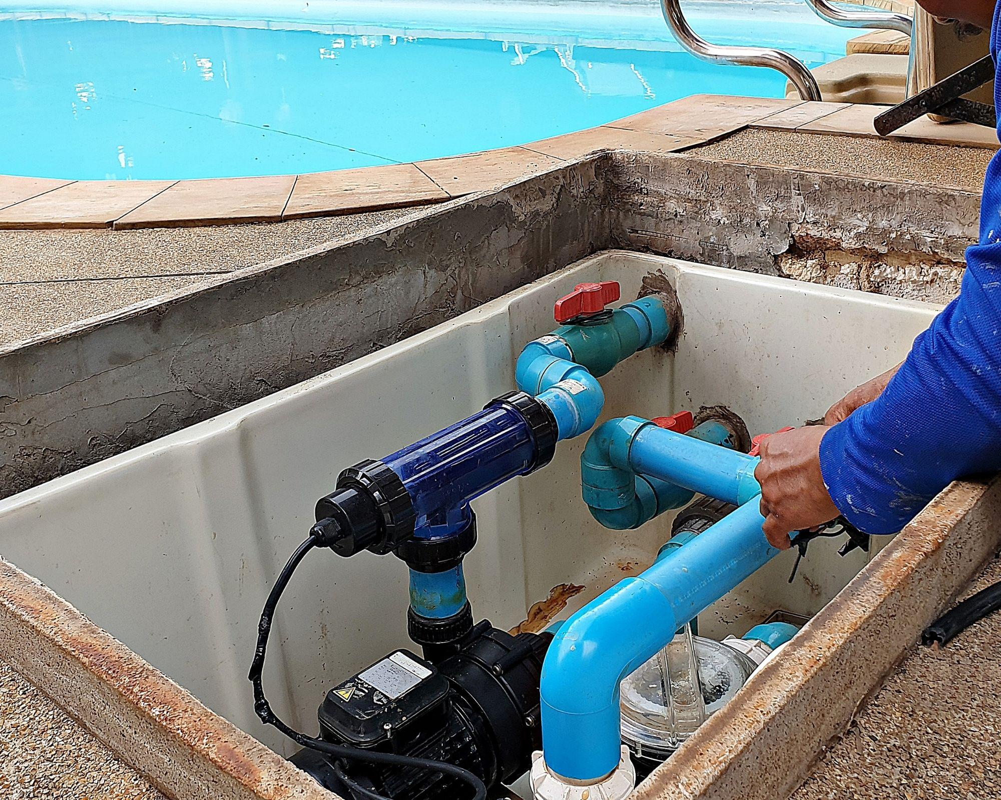 Technicien maintenance piscine